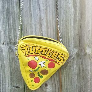 Ninja Turtle Pizza Purse